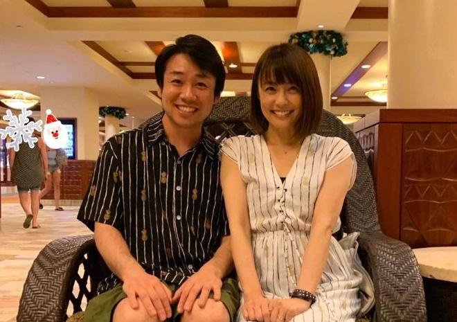 小林麻耶夫妻