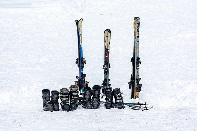 スキー&ブーツ
